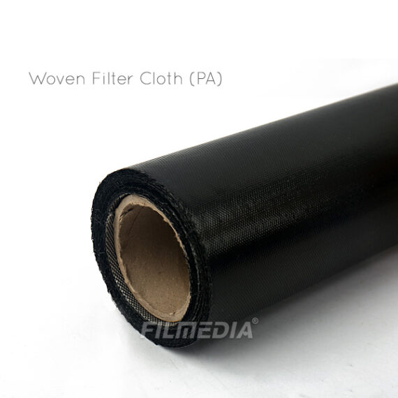 PA woven filter cloth