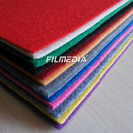 PE felt for carpet
