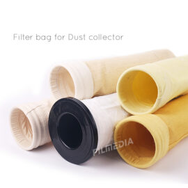 Filter-bag-dust-collector