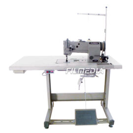 two needle felt bed sewing machine