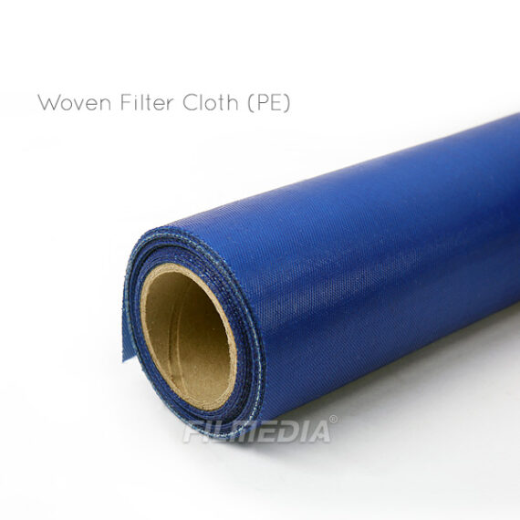 PE woven filter cloth